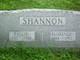 Florence <I>Martell</I> Shannon