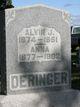 Profile photo:  Alvin Jacob Deringer