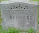 Profile photo:  Ada Martha <I>Travis</I> Greenberg