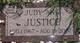 Judy Ann Justice