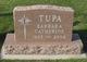 Profile photo:  Barbara Catherine Tupa