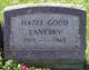 Profile photo:  Hazel Anna <I>Good</I> Lanesky