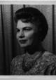 "Geraldine Marie ""Jerry"" <I>Wells</I> Roberts Turley"