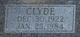 Clyde Worrell