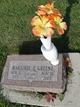 """Marjorie E. """"Margie"""" <I>Worrell</I> Greene"""