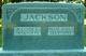 "Olivia Benson ""Ollie"" <I>Ayres</I> Jackson"