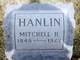 Profile photo:  Mitchell R. Hanlin