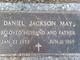 "Daniel Jackson ""Thomas Owen"" May"