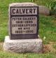 Esther <I>Lefever</I> Calvert