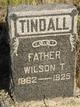 Wilson T Tindall