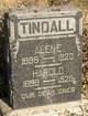 Harold Tindall