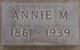 Annie Margaret <I>Bashford</I> Fleagle