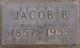 Jacob Booth Fleagle