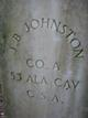 John Bufford Johnston