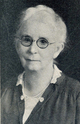 "Profile photo:  Mary Belle ""Mabel"" Bishop"