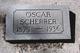 Oscar Scherrer