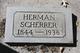 Herman Scherrer
