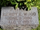 LeRoy E Wood