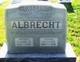 Elizabeth <I>Mertz</I> Albrecht