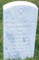 Franklin Wayne McCrary, Sr