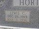 Lewis Copeland Horton