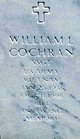 William Louis Cochran