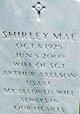 Shirley Mae Axelson