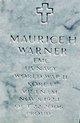Maurice Hugh Warner