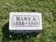 Mary Ann <I>Dravenstatt</I> Halladay