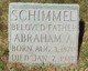 Profile photo:  Abraham A. Schimmel
