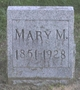 Mary M. <I>Pilkinton</I> McVeigh