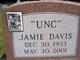 """James Louis """"Jamie"""" Davis"""