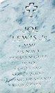 Joe Lewis, Jr