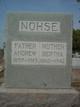 Bertha Amilie <I>Vorpahl</I> Nohse