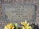 Leonard Wayne Arant