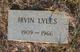 Irvin Chester Lyles