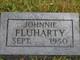 Johnnie Fluharty