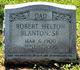 Profile photo:  Robert Helton Blanton, Sr