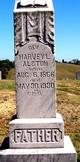 Rev Harvey L. Alston