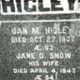 Jane D <I>Snow</I> Higley