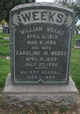William Weeks