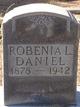 "Profile photo:  Lucinda Robenia ""Beanie"" <I>Hyche</I> Daniel"