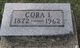 Cora I. <I>Wood</I> McCormick