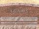 Profile photo:  Agnes Lenore <I>Hicks</I> Adams