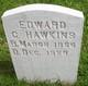 Edward Addison Cain Hawkins