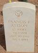 Francis F. Attson