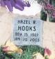 Hazel Rose <I>Dabbs</I> Hooks