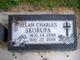 Profile photo:  Allan Charles Skorupa
