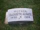 Profile photo:  Elizabeth <I>Nagle</I> Achatz