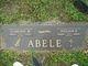 Florence M. <I>Wilkie</I> Abele